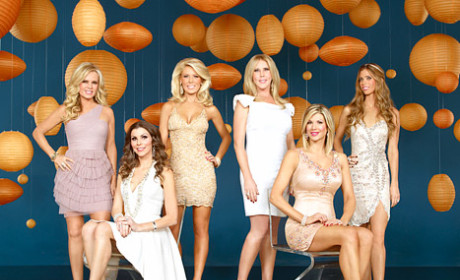 The Real Housewives of Orange County Season 8 Premiere Recap: Drama, Babies, Blondes, Etc.