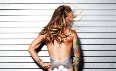 Christmas Abbott Inked Photo