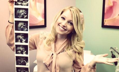 Britney Haynes Pregnant!