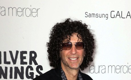 Howard Stern Slams Clive Davis, Gushes Over Kelly Clarkson