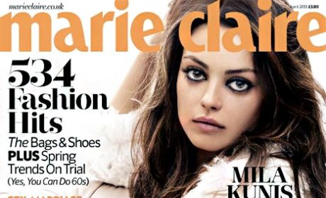 Mila Kunis Dishes on Life, Career; Looks Hot