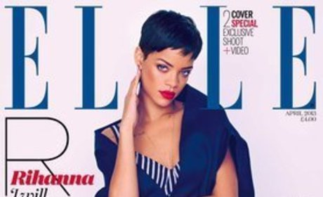 Rihanna Elle Cover (UK)