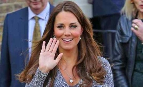 Kate Middleton Maternity Clothes: What's She Wearing?