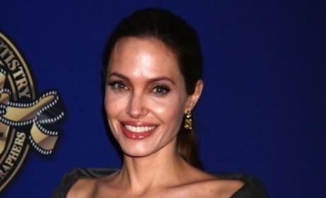 Angie Jolie