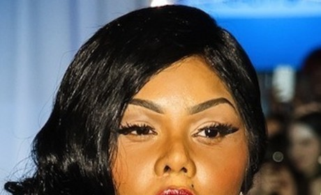 Lil Kim Plastic Surgery Photo