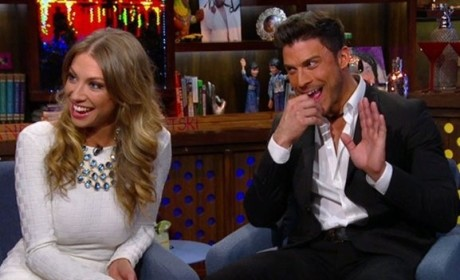 Vanderpump Rules' Jax Taylor & Stassi Schroeder: Broken Up, But Still Doing Each Other