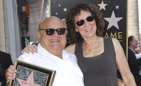 Danny DeVito and Rhea Perlman: Back Together!