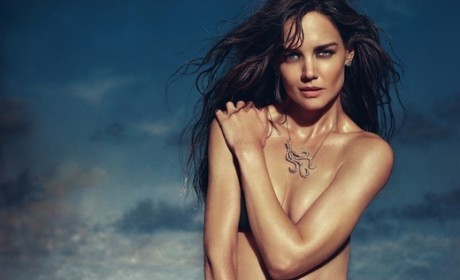 Katie Holmes Topless Picture