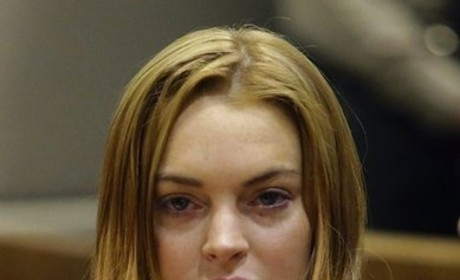 Lindsay Lohan on Rehab: Hey, Beats Jail, But I Still Don't Have a Problem!