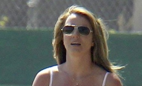 Britney Spears Tank Top
