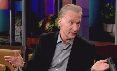 Bill Maher on California Tax Rate: Liberals, You May Actually Lose Me!