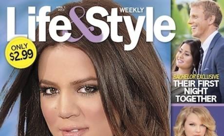 Khloe Kardashian: Kaught!
