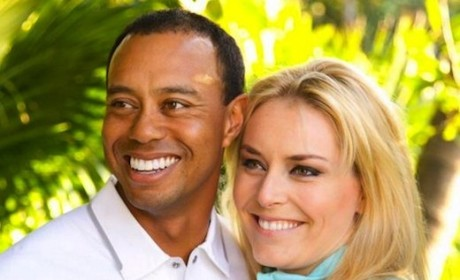 Lindsey Vonn Once Joked About Tiger Woods Sex Addiction