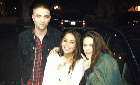 Robert Pattinson and Kristen Stewart: Reunited in L.A.!