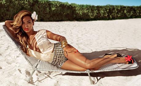 Beyonce H&M Ad: Hot Stuff!