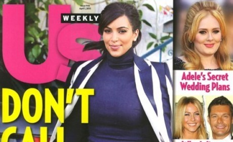 "Kim Kardashian Fat Claims: Taking an ""Emotional Toll"" on Pregnant Star"