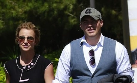 Britney Spears and David Lucado: Ready to Get Married But Not Legally Allowed To?!