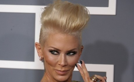Jenna Jameson High Hair