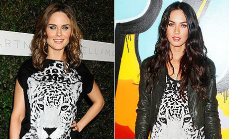 Fashion Face-Off: Emily Deschanel vs. Megan Fox