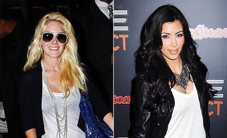 Celebrity Fashion Face-Off: Heidi Montag vs. Kim Kardashian