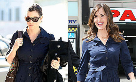 Fashion Face-Off: Jessica Biel vs. Jennifer Garner