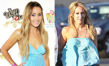 Fashion Face-Off: Lauren Conrad vs. Haylie Duff