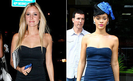 Fashion Face-Off: Kristin Cavallari vs. Rihanna