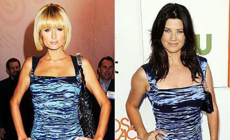 Fashion Face-Off: Paris Hilton vs. Daphne Zuniga