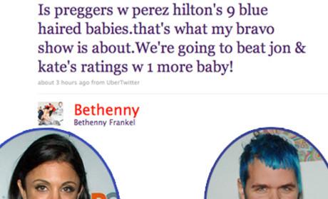 Bethenny Frankel: Pregnant... for TV!