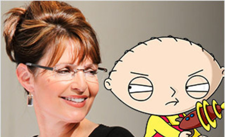 Sarah and Bristol Palin to Family Guy: You Suck!