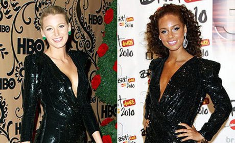 Who wore it better, Blake or Alicia?