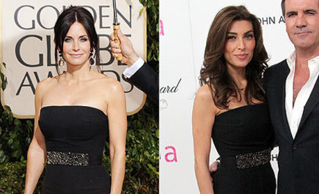 Fashion Face-Off: Courteney Cox Arquette vs. Mezhgan Hussainy