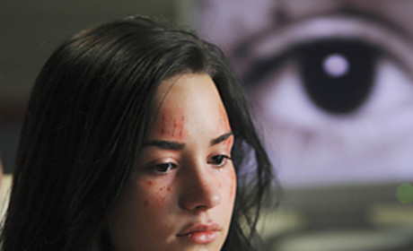 Demi Lovato on Grey's Anatomy: First Photo