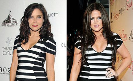 Fashion Face-Off: Sophia Bush vs. Khloe Kardashian