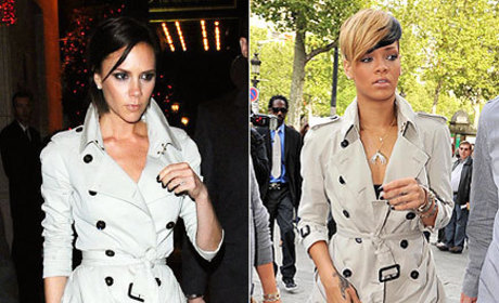 Fashion Face-Off: Victoria Beckham vs. Rihanna