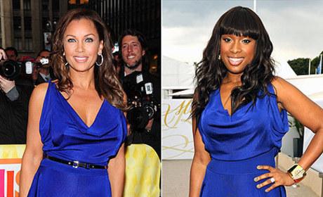 Fashion Face-Off: Vanessa Williams vs. Jennifer Hudson