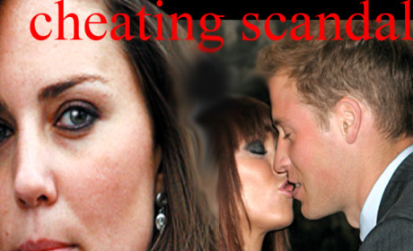 A Royal Mess: Prince William Cheated on Kate Middleton!