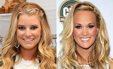 Who looked better, Jessica or Carrie?