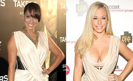Fashion Face-Off: LaLa Vasquez vs. Kendra Wilkinson