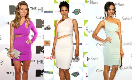 Who wears this trend better: Audrina, Halle or Zoe?