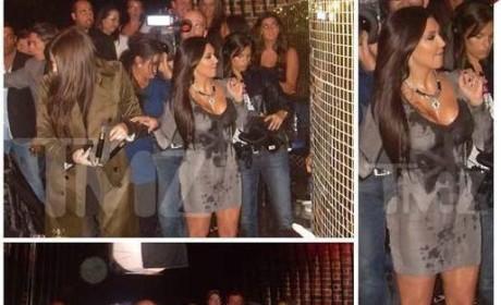 Kardashians Kontrive Night Klub Frakas for Reality Show