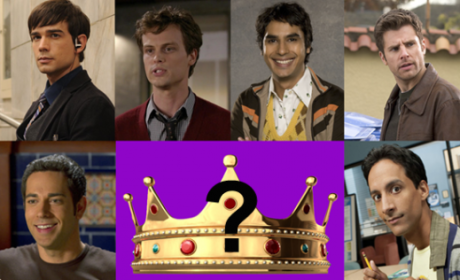 THG Asks: Who's the Hottest Nerd on TV?