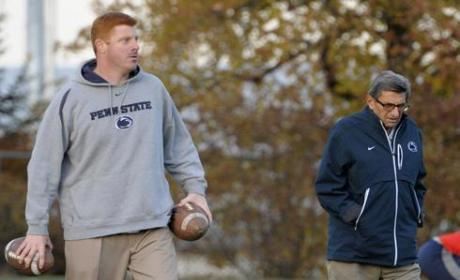 Mike McQueary, Witness to Penn State Scandal, Will Not Coach Saturday