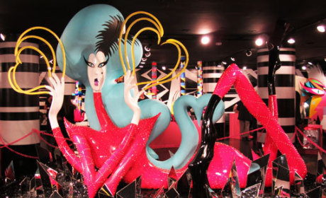Barney's New York Presents: Lady Gaga's Workshop!