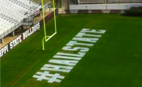 Mississippi State Makes Football History With First End Zone Twitter Hashtag