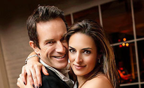 Jeff Probst and Lisa Ann Russell: Married!