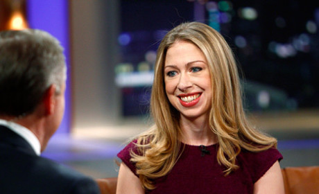 Chelsea Clinton Makes NBC News Debut