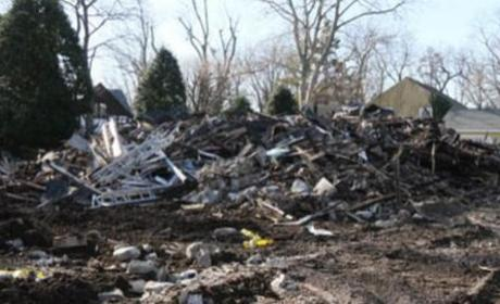 Embers Blamed For Madonna Badger House Fire
