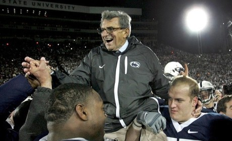 Joe Paterno Dies of Lung Cancer