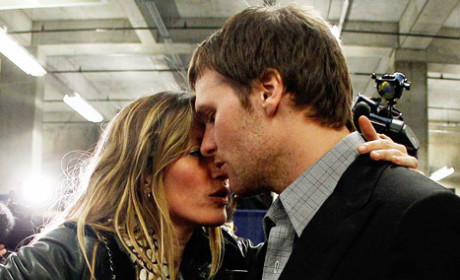 Gisele Bundchen to Giants Fans: Blame Wes Welker!